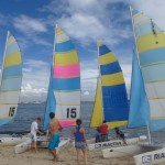 Sailing Activity - Erasmus Students