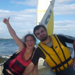 Pure Joy - Erasmus Sailing Activity