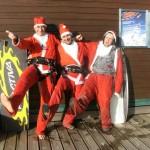 Kitesurfing Christmas in Riactiva