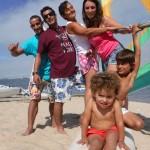 Windsurf em Familia dos 6 aos 60