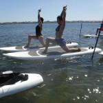 Yoga e Paddle - Experiência
