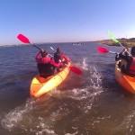 Passeio de Kayak na Ria de Aveiro