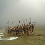 Stand Up Paddle - ria de Aveiro