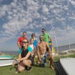 Passeio de Sup / Paddle na riactiva - Aveiro - Portugal