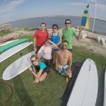 Sunday SUP na Costa Nova