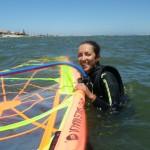 windsurfing lesson Ria de Aveiro