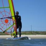 Aula aperfeiçoamento windsurf