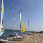 Sailing School in Ria de Aveiro