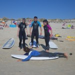 Surfing lessons - Barra