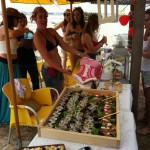 Sushi Party in Riactiva