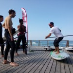 SUP Clinic with Pro Leo Nika