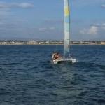 Riactiva sailing school near Porto in Aveiro - Portugal