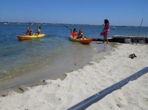Kayak Aveiro - Portugal - Riactiva Escola