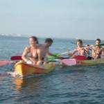 Summer activities in Ria de Aveiro - Portugal