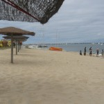 Beach on the lagoon of Aveiro Surf School - Riactiva