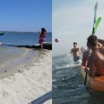 Kayak escola aveiro Portugal Riactiva