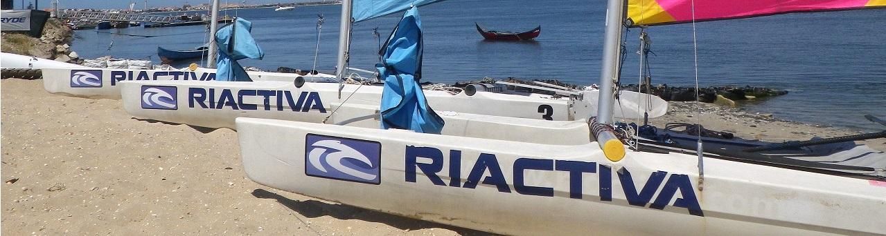 Sailing school in Aveiro - Portugal