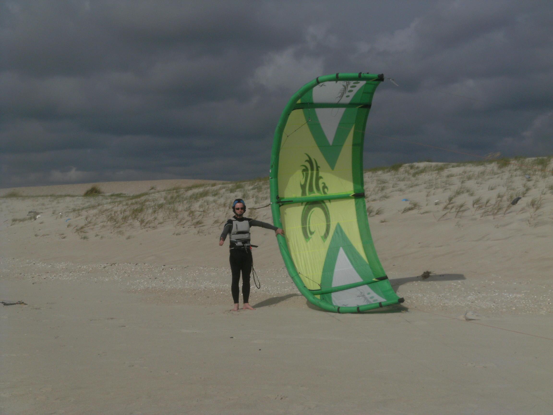 55e3de8201a29 Complete kitesurf course